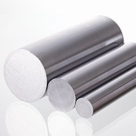The piston rod chromeplated - HK FAC