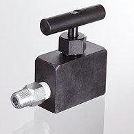 The throttle backpressure valve of 700 bars - HK