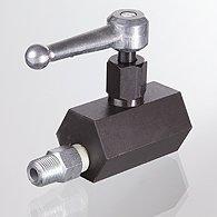 The throttle DRV backpressure valve of 700 bars -