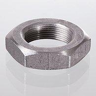 Lock-nut for the membrane hydroaccumulator type C