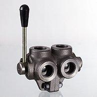 The 6/3-running switching valve - HK V7 667