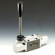 NG 6 hand-operated valve - HK DH01