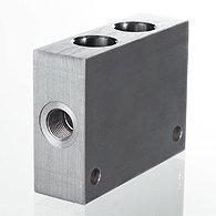 Корпус клапана для картриджных клапанов T-11A - HK GEH YE