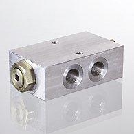 The SC backpressure valve - HK 055