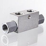 The V1865 backpressure valve - HK V1 865