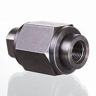 The backpressure DRV IR throttle valve - DRV IR