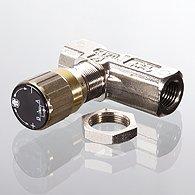 Обратный дроссельный клапан DVR 1700 - DRV 1700