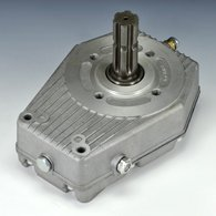 Output coupling box for the European standard pump