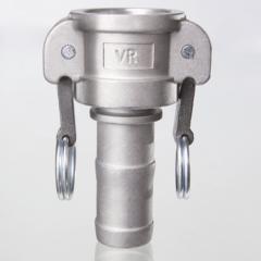Муфта Kamlock, приемная часть, алюминиевый наконечник - KML M AL