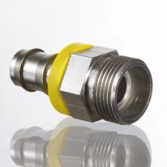 The tempering coupling, plug-in connector - TKS VB