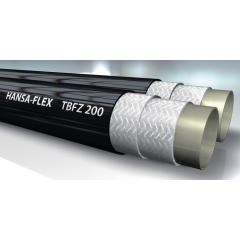 The polyurethane otsasyvayushche-transporting hose
