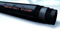 Шланг промывки канализации - KANAL S 250
