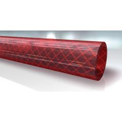 Шланг из ПВХ с прослойкой в виде оплетки - PSG ROT
