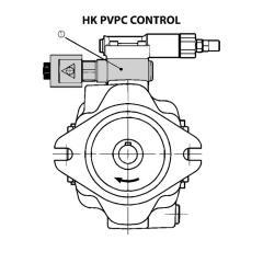 Venting valve unit - HK PVPC CONTROL