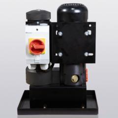 Установка с неполнопоточным фильтром, тип D - NSFA Typ D