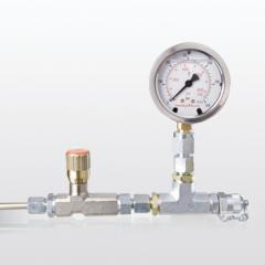 Комплект для отбора пробы жидкости, переносной - HK FES DMM