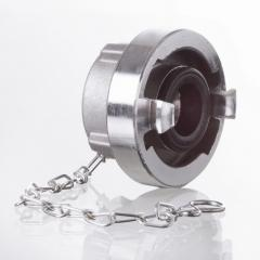 The motionless coupling for the fire coupling - FK