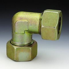 Резьбовое соединение,  угол 90° - W MG