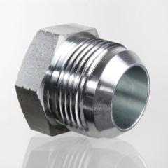 Шланг из ПТФЭ, гладкий, 1 оплетка, тяжелый - TF 100 S