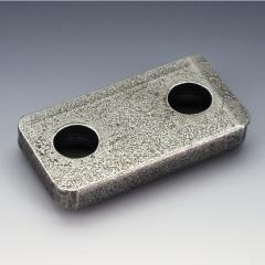Прикрывающая пластина для однотрубного хомута - SRS DP 30-100