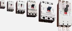 Автоматические выключатели серии АВ3000