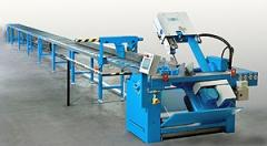 Strip-cutting machines, automatic two-sided