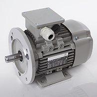 The B3/B5 400/690B IE2 electric motor - HK B3/B5