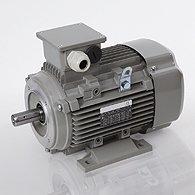 The B3/B14 230/400B IE2 electric motor - HK B3/B14