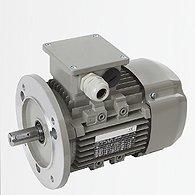 The B3/B5 230-400B IE2 electric motor - HK B5