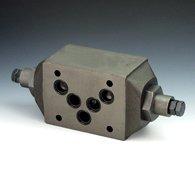 The backpressure throttle valve - HK KQ 01/02
