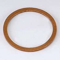 Медное уплотнительное кольцо, толщина 2 мм - CR (2,0 mm)