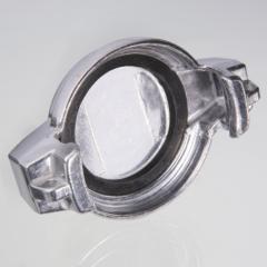 Крышка для соединения топливозаправщика, алюминий - TW-MB AL