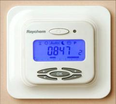 Programmable temperature regulator of R-TC-NRG