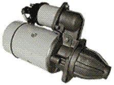 Стартер Ст-230К ЗИЛ.