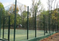 Система ограждения для теннисных кортов Харьков