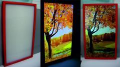 Light panels frame-layty