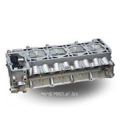Головка блока цилиндров Урал-375, ГБЦ двигателя