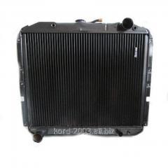 Радиатор  Урал 5557 водяной (с двигателем...