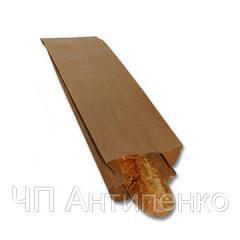 Sachet package for bread