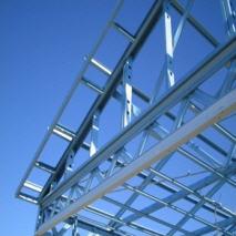 Металлоконструкции строительные, арки, перекрытия