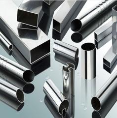 Pipe corrosion-proof 40х40х1,5mirror