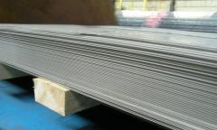 Corrosion-proof sheet 0,8x1000x2000 AISI 430 2B