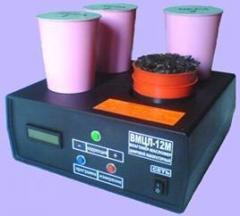 Hydrometer oil meter of VMTsL-12M of sunflower