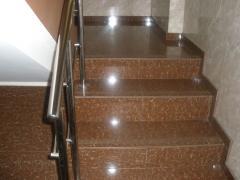 Step granite