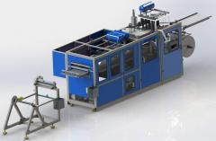 Tермоформер автоматический СТА-500ММ MultiForm