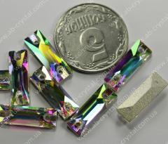 Crystal AV. Sticks with a cut bottom of 6/17,5 mm