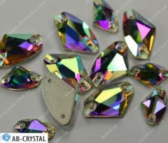 Mm Crystal AV 8,5/14. Hatchets with a flat bottom