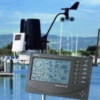 Multipurpose meteorological station of Davis...