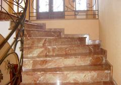 Steps from marble and granite to order Kharkiv