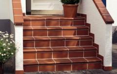 Steps ceramic to order Kharkiv